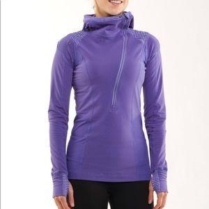 Lululemon Purple pullover hoodie